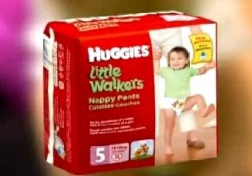 Поделись мнением о Huggies Little Walkers!