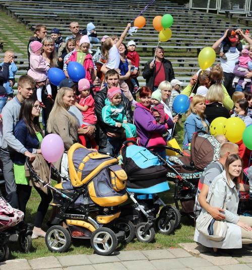 8 мая – Большая прогулка мамочек в Резекне!