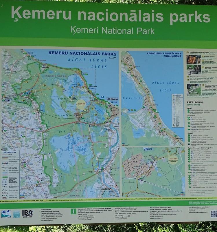 ЛЕТНИЙ ГИД: Прогулка по Кемери