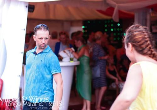 Танго – танец свободных мужчин