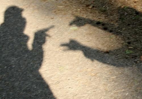 Как объяснить, что не надо бояться тени?