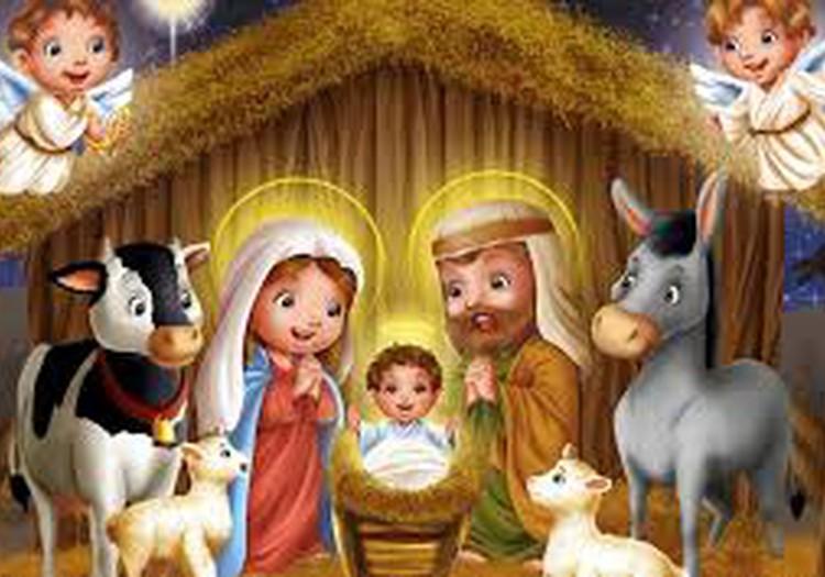 Как и почему важно рассказать ребёнку о празднике Рождества?