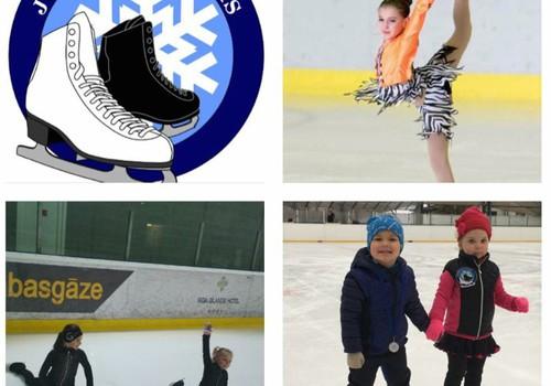 Клуб фигурного катания «Jūrmalas slidas» приглашает маленьких фигуристов ( с 2.5 лет)!
