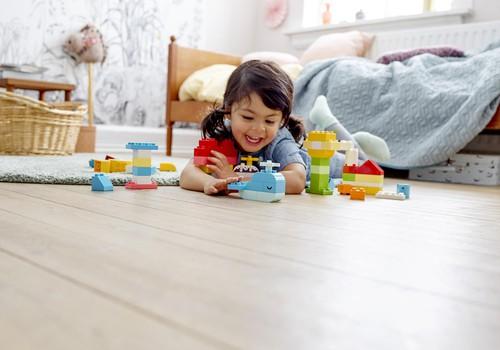 КОНКУРС: выиграй комплект LEGO DUPLO для своего фантазёра!