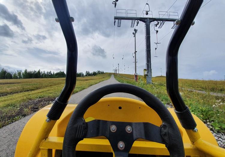 Летний парк приключений Kiviõli в Ида-Вирумаа