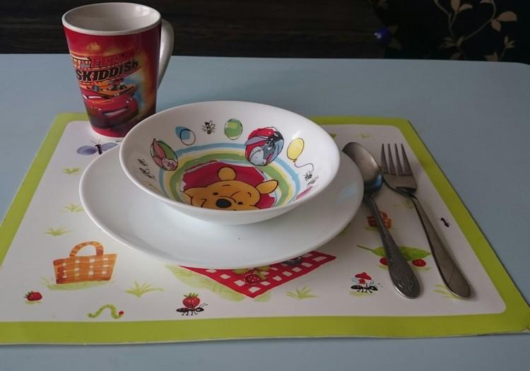 Степа: время обедать