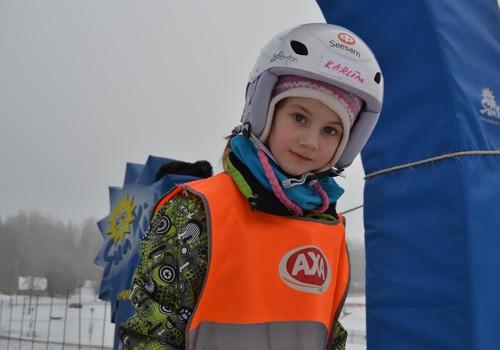 Суперпозитивно и улыбка до ушей или как мы на лыжах катались на трассе Рейня