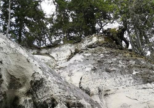 Походные заметки: утёс Сиетиньиезис и Козий утёс