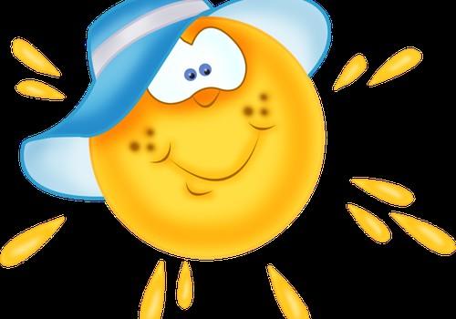 А чем кормить малыша в такую жару на природе? И как вы спасаетесь от солнышка?