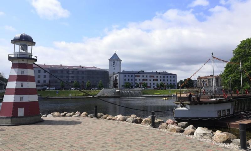 Елгава - столица герцогства Курляндского