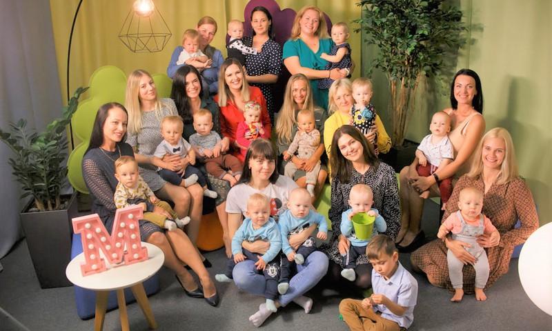 27 сентября прошла Юбилейная встреча Осенних мамочек 2019!