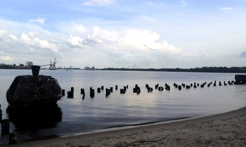 Лето, ах лето: морские ворота Риги - и снова Мангальсала