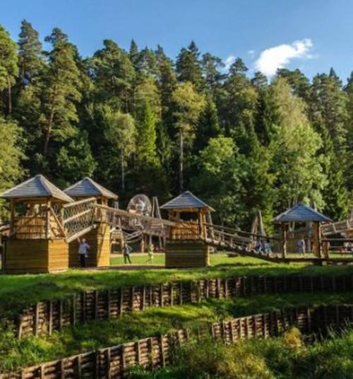 В конце мая в Тервете пройдут «Латвийские дни леса»