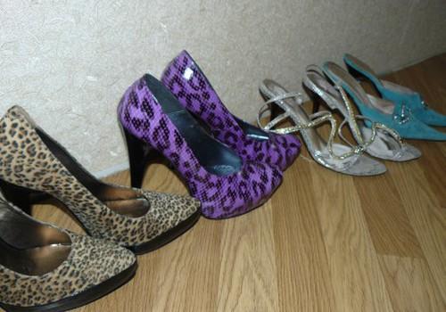 Обуви и страз много не бывает!