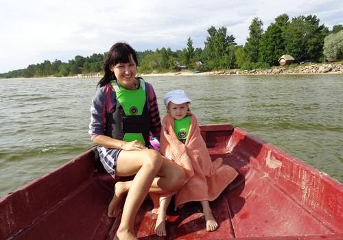 Путешествия по Латвии с ребёнком