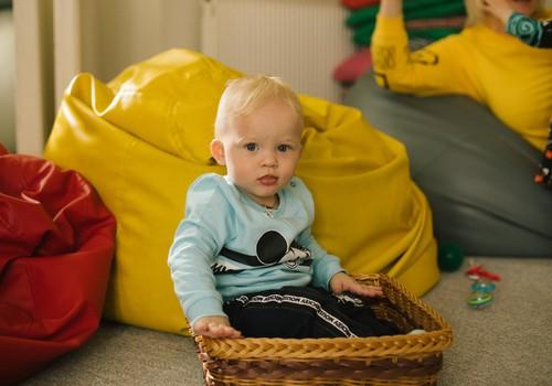 Развитие малыша на одиннадцатом месяце жизни