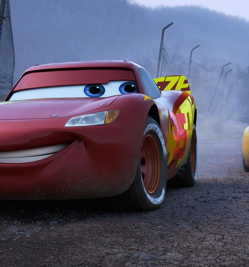 На Детском утреннике 22 и 23 июля посмотрим анимационный фильм «Тачки 3»!