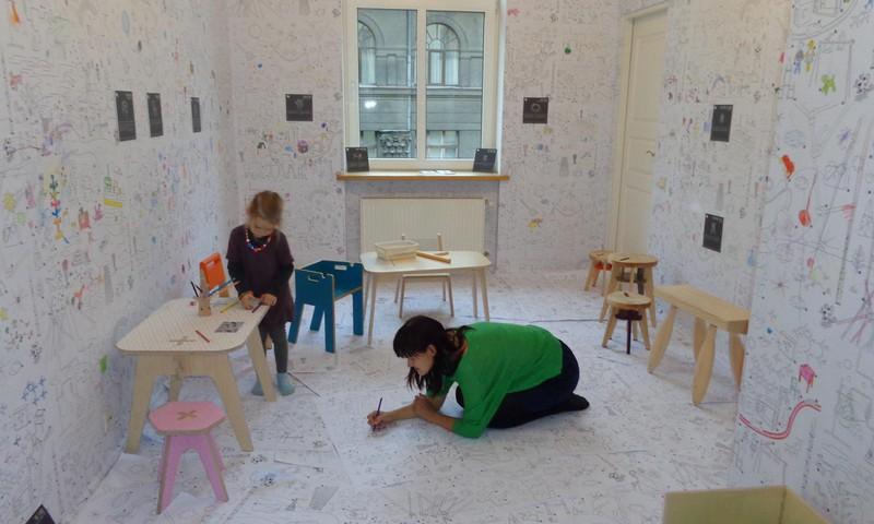 KidsroomZoom в Риге!