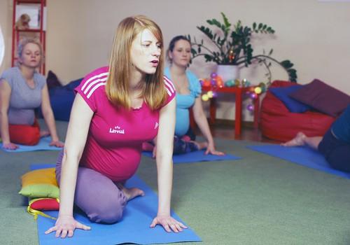Гимнастика для беременных с физиотерапевтом Кристиной Асоновой