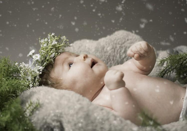 """КОНКУРС блогов: """"Мой первый Новый год"""" - как пройдёт ваш первый праздник с малышом!"""