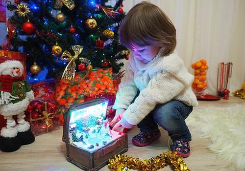 Что хотят получить в подарок наши дети?