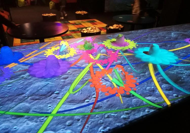 Future Life! или как отдохнуть в интерактивном пространстве