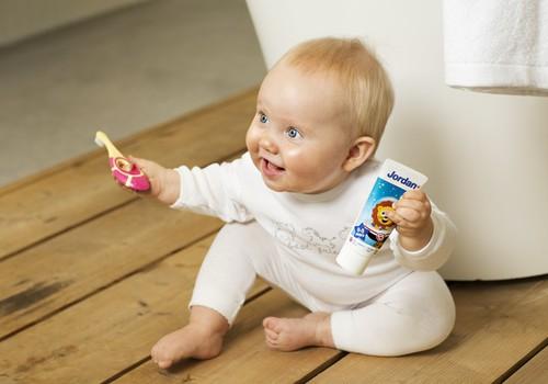 Зубная паста JORDAN Dental для детей уже ждёт в редакции МК!