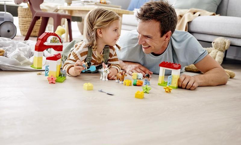 Дайте ребёнку возможность свободно играть и самому придумывать правила!