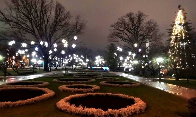 Зимние бродилки: Рождественская Рига