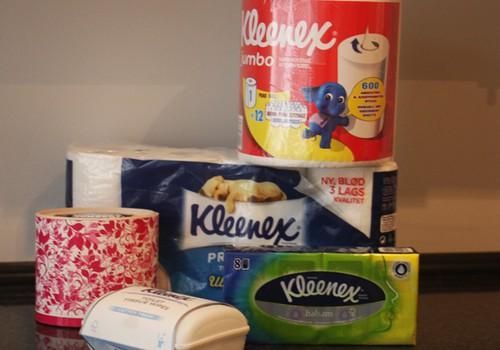 Великолепные комплекты от Kleenex достаются...