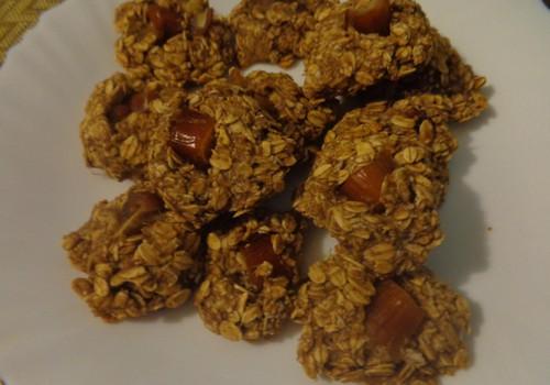 Овсяное печенье за 15 минут. Без сахара!