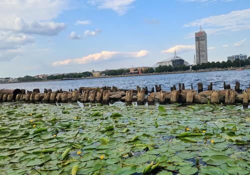 Латвийские каникулы: пляж на Кипсале