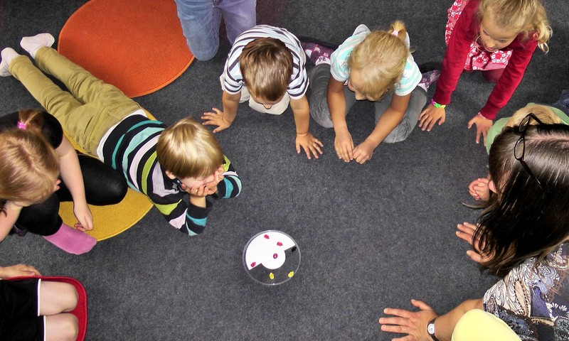 На следующей неделе рассмотрят возможность возобновления работы детских садов