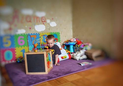 Пятничный дошкольник Платон: Активность вернулась... вместе с болячками...
