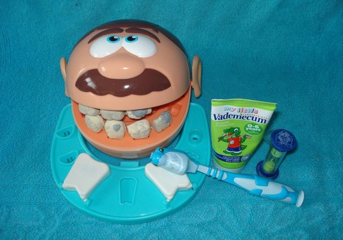 Евгений: Не боюсь зубного!
