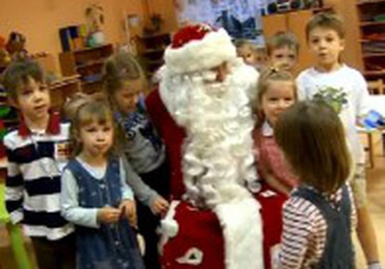 Мама, ответь честно, а Дед Мороз существует?