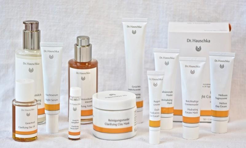 Конгресс мам 23 ноября: экспресс-макияж у стенда Dr.Hausсhka в подарок!