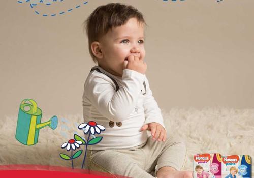 Бережём попу малыша от раздражения и покраснений