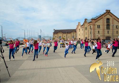 От латины до контемпорари: Gоlden dancer приглашает оценить мастерство юных танцоров 20 и 28 апреля