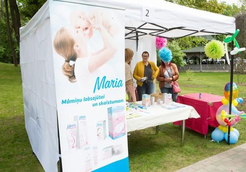 На фестивале Маминого Клуба MARIA напомнила о заботе о женском здоровье