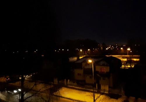 А из нашего окна деревня районная видна!