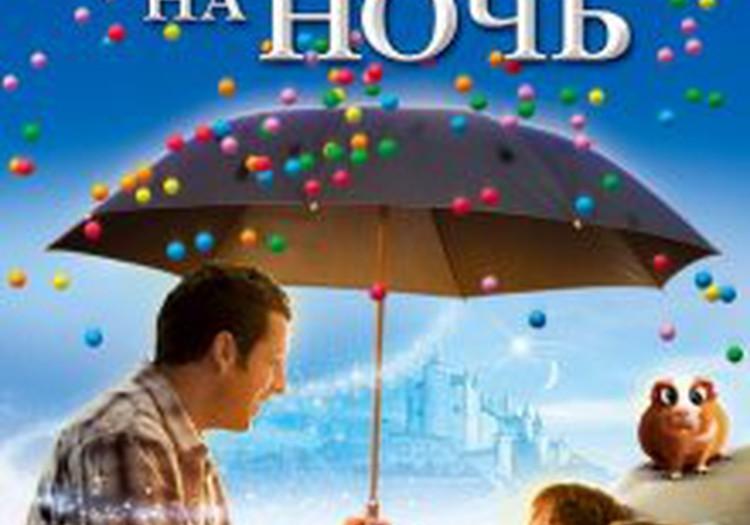 """Новогодний кинозал.""""Сказки на ночь""""(2008)"""