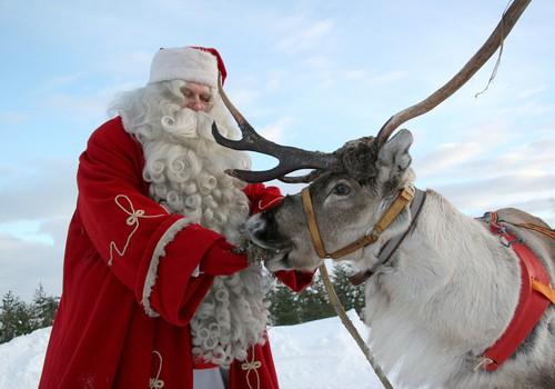 Отправляйтесь в гости к Дедушке Морозу, не выходя из дома! (сценарий новогодней вечеринки)