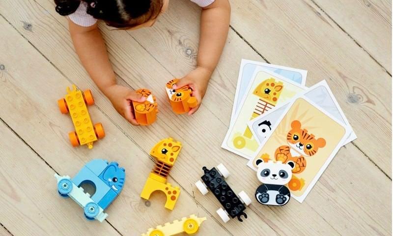 Конкурс! Расскажите о любимой игре малыша и выиграйте комплект LEGO DUPLO!