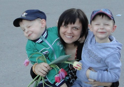 А как вас порадовали малыши в День матери?