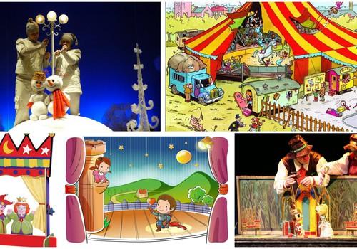 Первый поход ребенка в театр или цирк: когда вести и какое представление  выбрать?