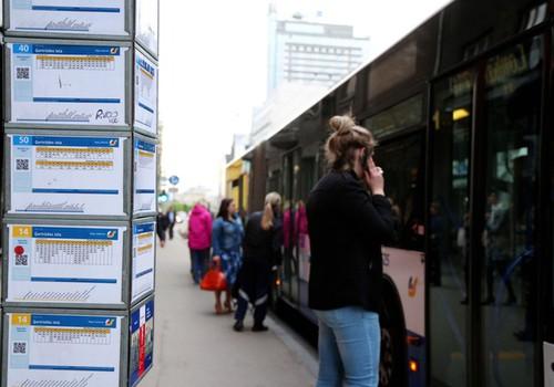 С августа ездить в Риге на общественном транспорте многодетные семьи могут дешевле