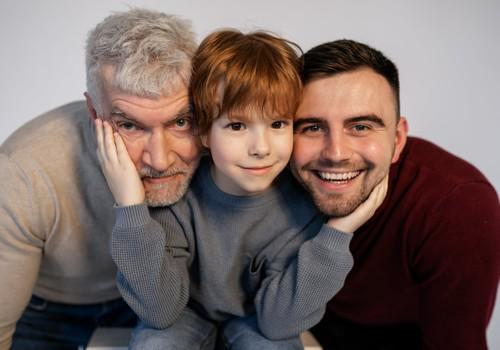 Папы, вы лучшие! Поздравляем всех папочек с днём отца!