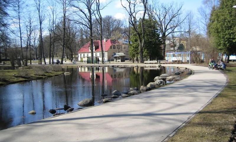 19 мая в парке Аркадия - Праздник Пардаугавы