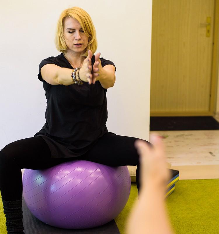 Инструктор йоги, доула, будущая мама - встречайте!